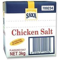 Saxa Chicken Salt Gluten Free 3kg x 1