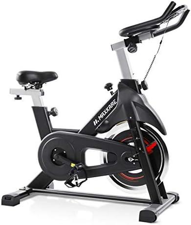 MaxKare Exercise Bike Stationary Indoor Cycling Bike