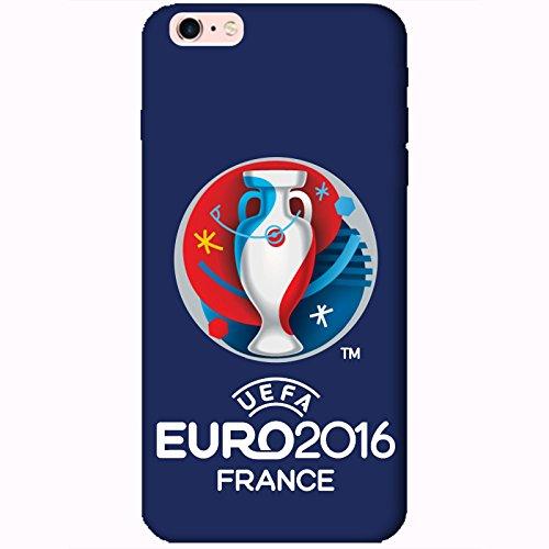 Coque Apple Iphone 6 Plus-6s Plus - UEFA Euro 2016 Bleu