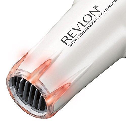 41eVUXWVWqL Revlon 1875W Infrared Hair Dryer for Faster Drying & Maximum Shine
