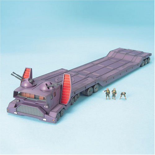 EX model 1/144 Samson trailer (Mobile Suit Gundam)