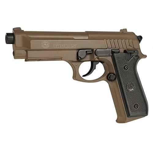 Pack complet Pistolet Culasse métal Taurus PT92 à Ressort/Spring/Rechargement Manuel (0.5 Joule)/ avec Accessoires 2