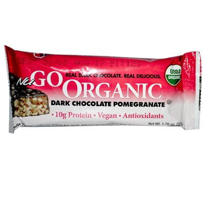Nugo Nutrition Protein Bar Chocolate Pomegranate