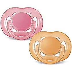 Philips AVENT Freeflow Pacifier, 2-Pack