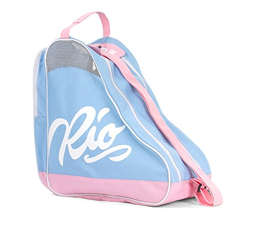 Blue Skate Sacs Rio Bag Pink Script de Multicolore plage Roller qpqw4CnP