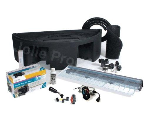 36'' Color Changing Kit w/Basin & Pump