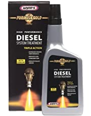 Wynns Formula Gold High Performance Diesel System Treatment Tratamiento para motores diésel, 500