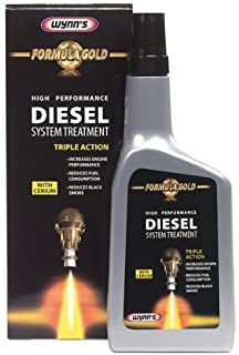 Wynns Formula Gold High Performance Diesel System Treatment Tratamiento para motores diésel, 500 ml