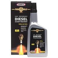 Fórmula de alto rendimiento Diesel Wynns dorado sistema de luz roja para tratamiento de 500 ml