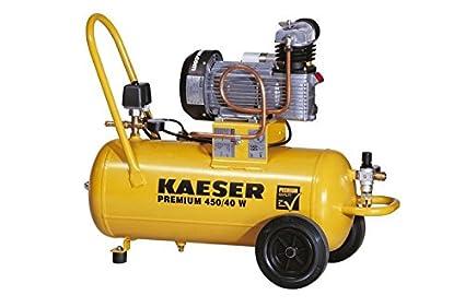 Pantalla Kaeser 450/40 W para taller compresor de aire comprimido