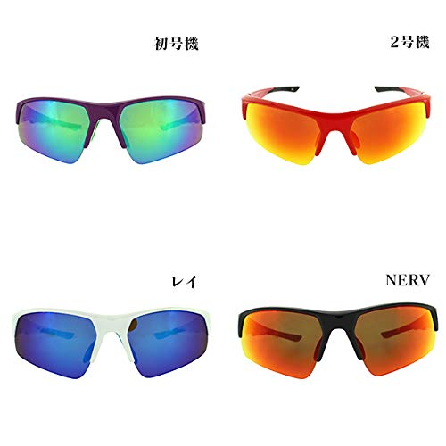 EVA GOLF Evangelion Sunglasses ()