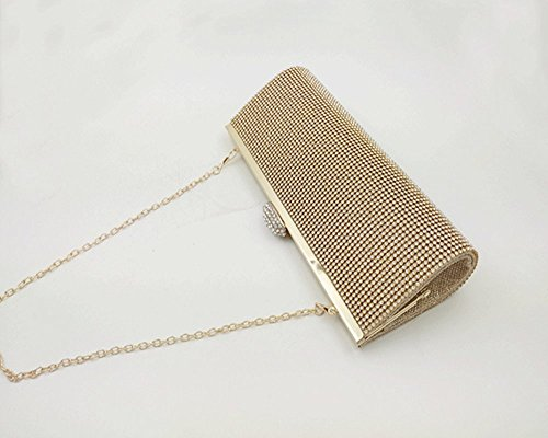 Eysee , Damen Clutch Gold gold