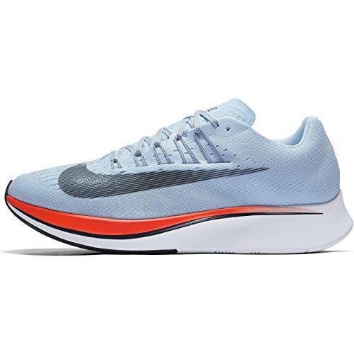 Nike Mænds Zoom Flyve Løbesko Is Blå / Ræv Blå dr86SK