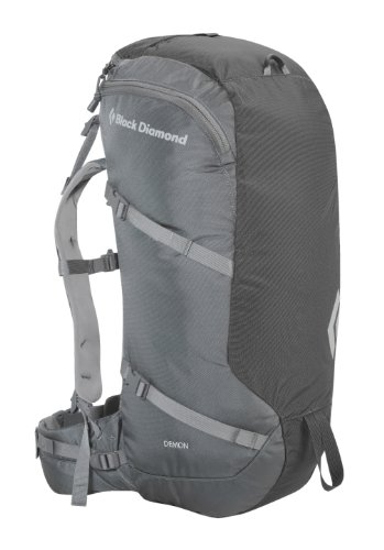 Black Diamond Demon Backpack, Large, Black