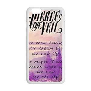 GKCB Pierce the Veil aesthetic design Cell Phone Case for Iphone 6 Plus