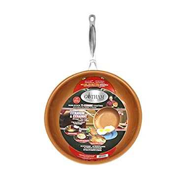 GOTHAM STEEL 11 inches Non-stick Titanium Frying Pan by Daniel Green