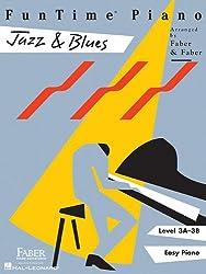 Faber Nancy & Randall Funtime Piano Jazz & Blues Level 3A-3B Pf Bk
