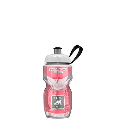 Price comparison product image Polar Bottle Insulated Water Bottle - 12OZ Red,  12 Oz