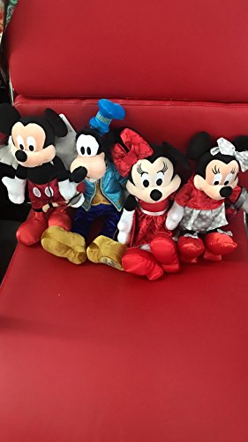 Mickey Mouse Memories Plush Medium March Limited Release (Mouse Debut Mickey)