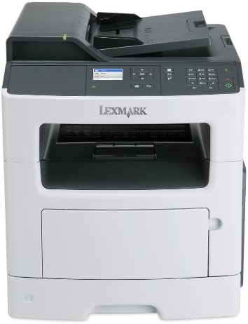 Lexmark 35SC700 MX317dn Compact All-In-One Monochrome Laser Printer