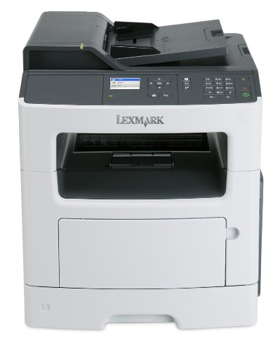 Lexmark MX317dn Black-and-White All-In-One Printer 35SC700