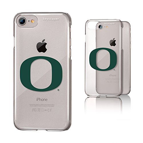 ks Clear Case for the iPhone 6/6S/7/8 NCAA ()
