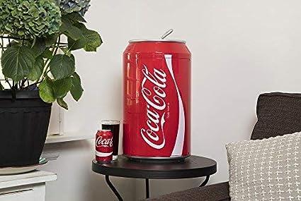 Mini Kühlschrank Cola Dose : Coca cola cc elektrischer kühlschrank unisex erwachsene rot