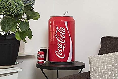 Mini Kühlschrank Coca Cola : Coca cola cc12 elektrischer kühlschrank unisex erwachsene rot