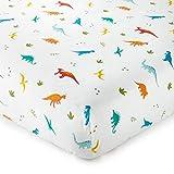 Wildkin 100% Cotton Fitted Crib Sheet,Super Soft