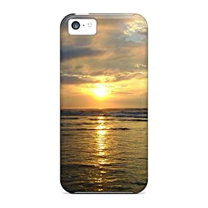 Fashionable Design Praia Brazil Rugged Cases Covers For Iphone 5c New