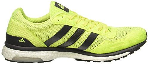 Utility Yellow Footwear adidas White Scarpe da Adizero Giallo Corsa Black Uomo 3 Adios Solar xSxCvqw7z