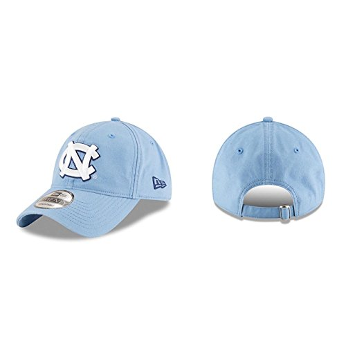 New Era Mens North Carolina Tar Heels Core Classic Pastel Blue One Size Fits All