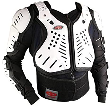 JACKET BLACK AND WHITE LJ-3024 S FULL GRAIN MENS MOTORCYCLE ARMORED HIGH PROTECTION LEATHER