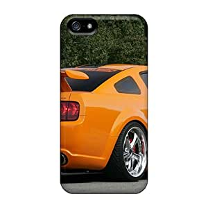 Hot Tpye Geiger Ford Mustang Gt 520 Rear And Side Case Cover For Iphone 5/5s