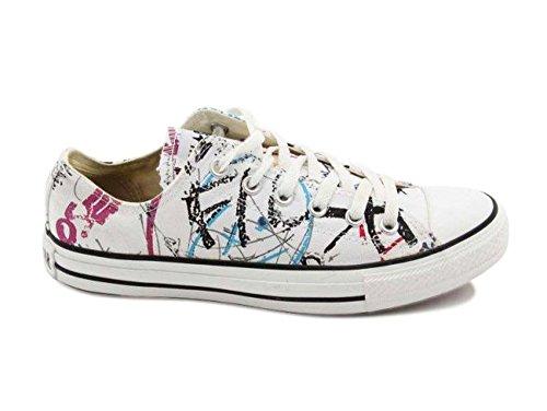 Converse , Herren Sneaker Weiß White