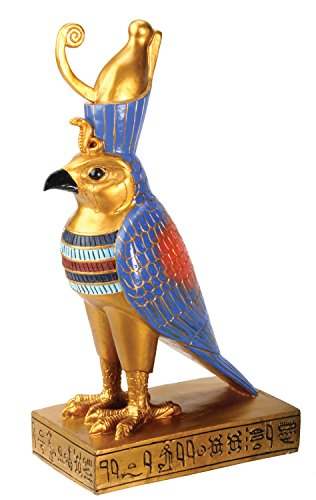 Egyptian Horus Falcon Collectible Figurine