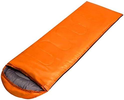 Saco de dormir Luz Transpirable y Adultos bajo Techo Almuerzo al Aire Libre Plataforma de Descanso for Dormir Bata, Naranja, 70 * 220 cm, tamaño Nombre: 70 * 220cm: Amazon.es: Hogar