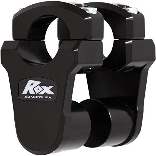 (Rox Speed FX 1R-P13RIN 2in. Pivoting Bar Riser for 1-1/4in. Handlebars)