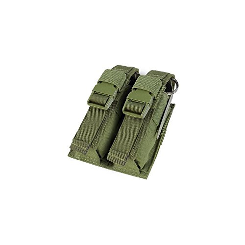 Condor 191063: Double Flash Bang Pouch: OD GREEN