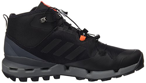 Adidas Mens Terrex Quick Mid Cross Trainer Cross Gtx Nero, 43,3 Eu Nero (nero Negbas / Negbas / Grivis)