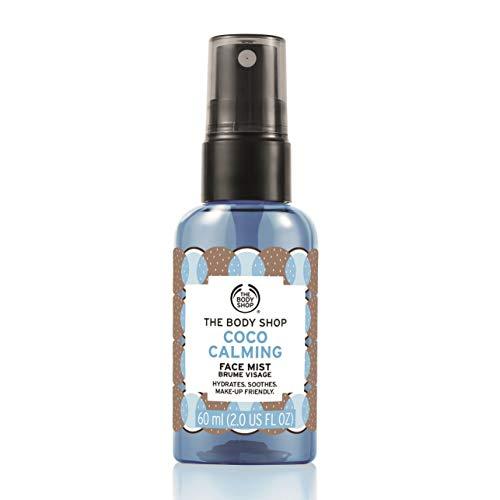 The Body Shop Coco Calming Face Mist, 2 Fl Oz (The Body Shop Vitamin E Face Mist)