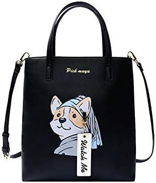 バッグの女性、野生の韓国の斜めのバッグ、トレンドショルダーバッグ、Keji Girl Black 最高の贈り物