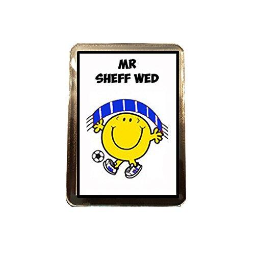 fan products of Sheffield Wednesday F.C - Mr Football Fridge Magnet