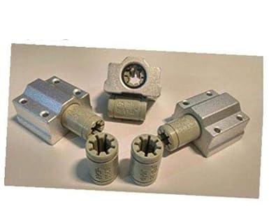 HEASEN SC8UU - Soporte de polímero para impresora 3D Anet/Tronxy ...