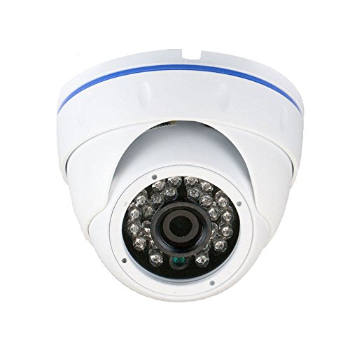 HD-AHD 2.1 MP 1080P Security Camera 3.6mm lens 24 IR LEDs 49 feet IR