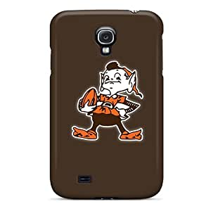 Series Skin Case Cover For Galaxy S4(cleveland Browns 10)