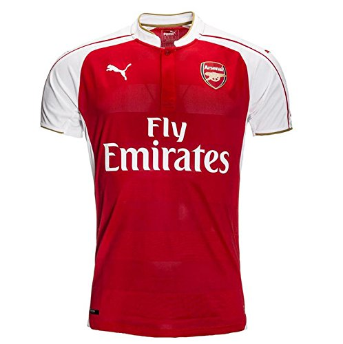 Puma Arsenal Home Jersey 2016 (Red/32-34 (Youth X-Large)) (Arsenal Fan compare prices)