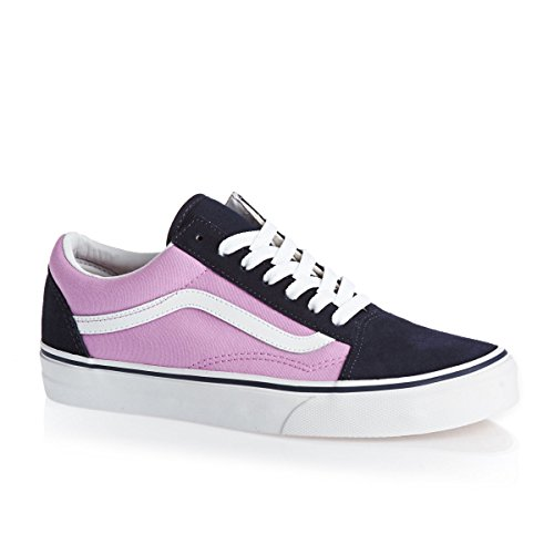 VANS - Old Skool - Heel Pop Eclipse Violet Tulle Heel Pop Eclipse Violet Tulle