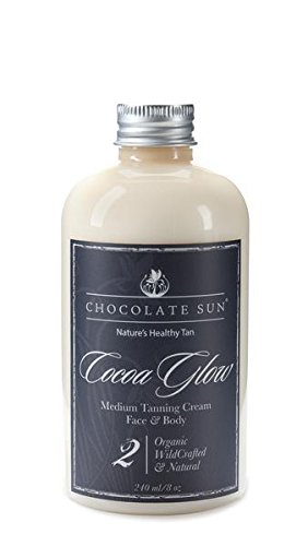 Cocoa Glow tanning cream (medium)