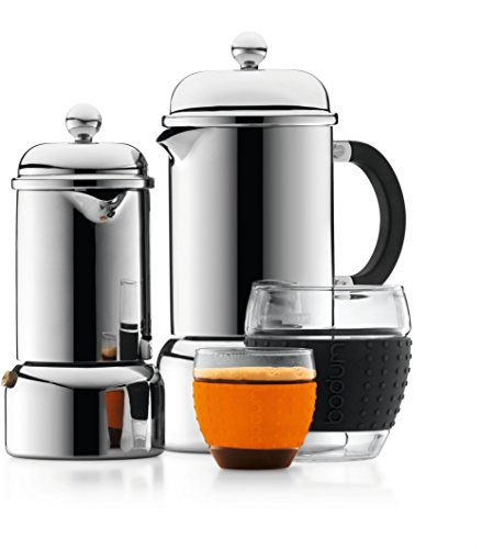 Bodum Chambord 12-Ounce Stainless-Steel Stovetop Espresso Maker by Bodum (Image #5)